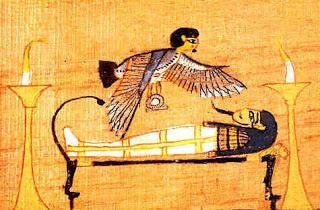 Ka Mısır Mitolojisi American Gods Terimleri