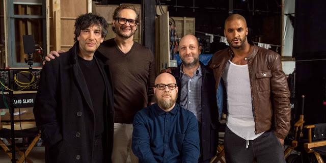 American Gods Dizisinin İlk Bölümünü 30 Nisan 2017'de İzleyeceğiz